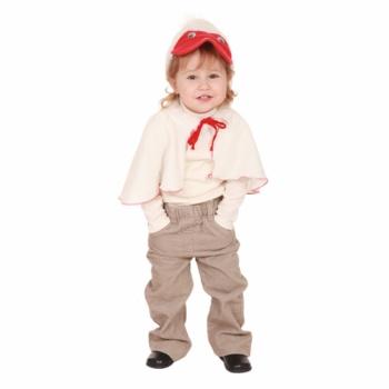 Маскарадный костюм Малыш Гусенок арт 103 030