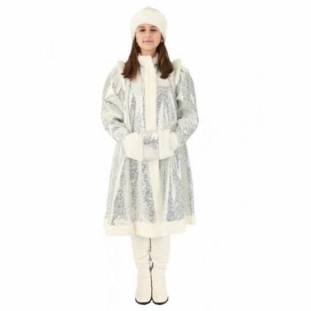Маскарадный костюм Снегурочка арт. 104002161