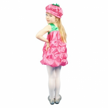 Маскарадный костюм Малинка арт. 106 002