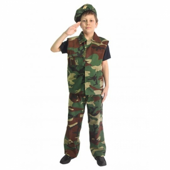 Карнавальный костюм Военный костюм арт. 108 020