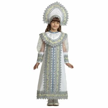 Карнавальный костюм Снегурочка Сударыня