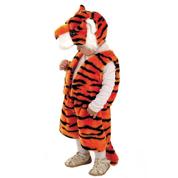 Карнавальный костюм Тигренок мех
