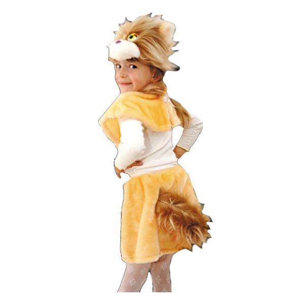 Карнавальный костюм Кошка Маркиза арт. 132