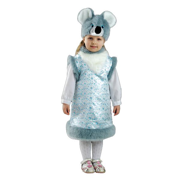 Карнавальный костюм Мышка Норушка арт. 208