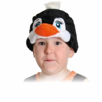 Шапочка Пингвинчик К4013
