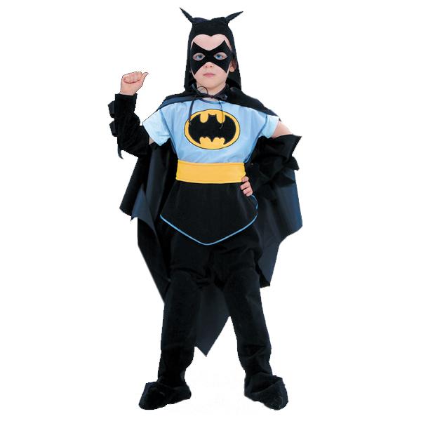 Карнавальный костюм Чёрный Плащ арт402