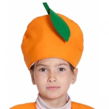 Шапочка Апельсин К4108