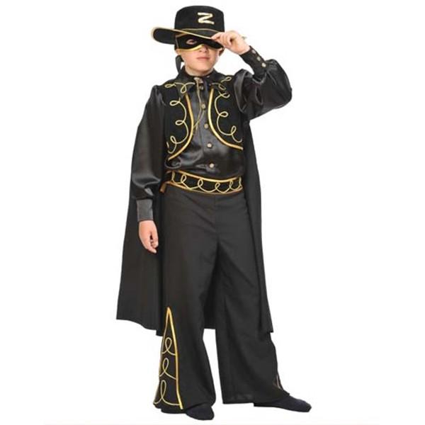Карнавальный костюм Зорро k5016