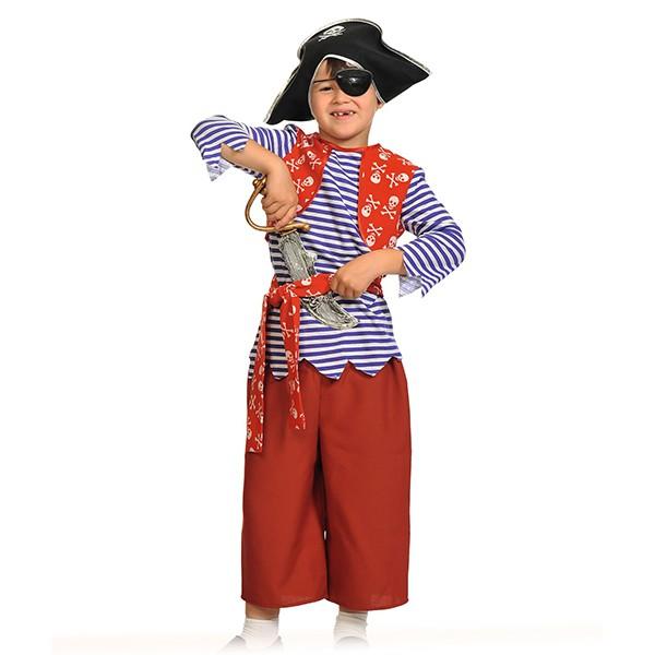 Карнавальный костюм Пират Билли k5058
