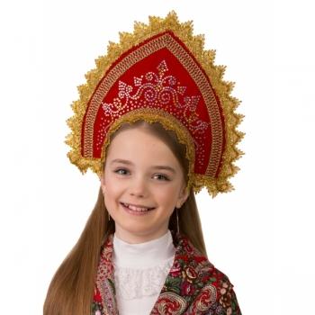 Кокошник Забавушка b5414