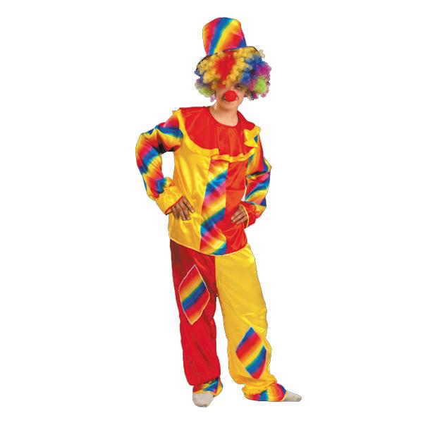 Карнавальный костюм Клоун Кузя