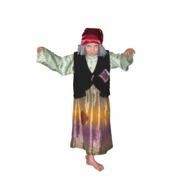 Маскарадный костюм Баба Яга арт. 7С-1073