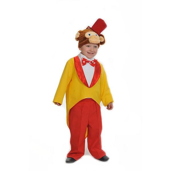 Карнавальный костюм Обезьянчик Томас  k8017