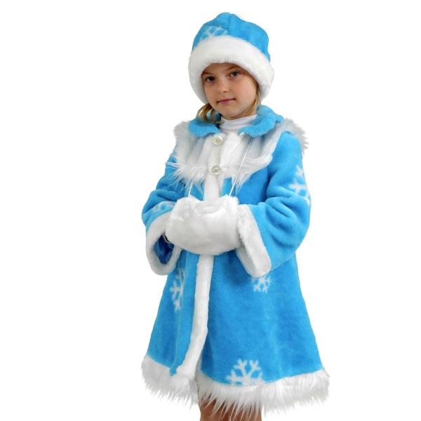 Карнавальный костюм Снегурочка