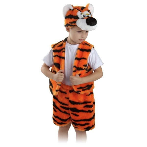 Карнавальный костюм Тигр
