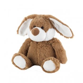 Игрушка грелка Коричневый Кролик