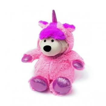 Игрушка грелка Унси розовый