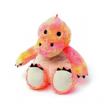 Игрушка грелка Радужный Динозавр