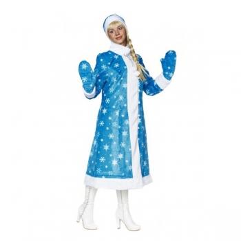 Карнавальный костюм Снегурочка Снежинка