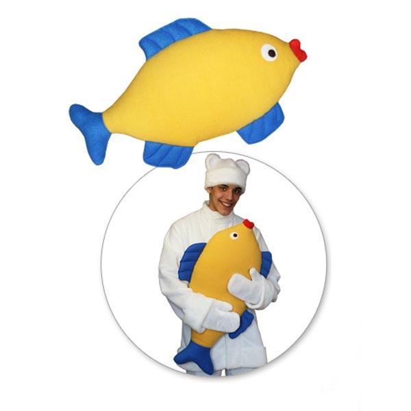 Карнавальный аксессуар Большая рыба арт APB-gs
