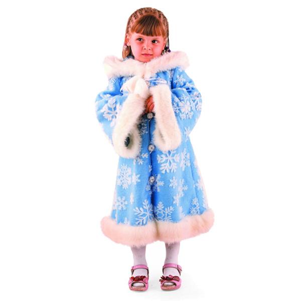 Карнавальный костюм Зимушка