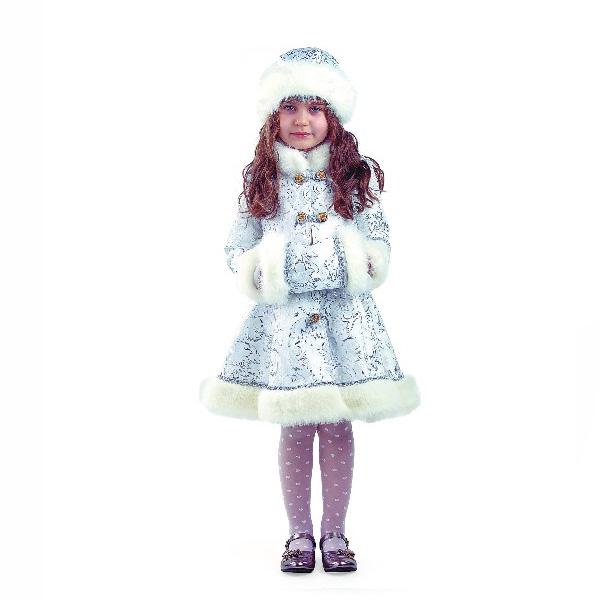 Карнавальный костюм Снегурочка хрустальная