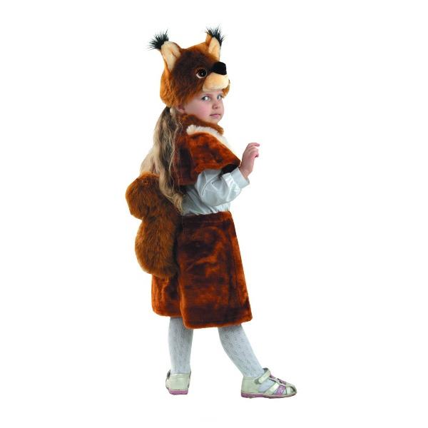 Карнавальный костюм Белка Дорка