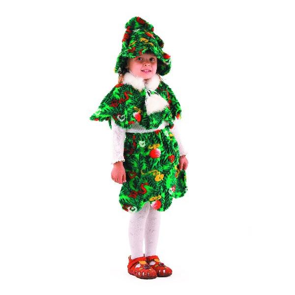 Карнавальный костюм Елочка Красавица