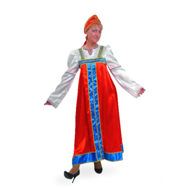 Карнавальный костюм Марья-искусница