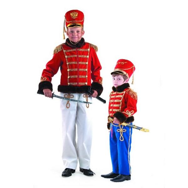 Карнавальный костюм Гусарский офицер