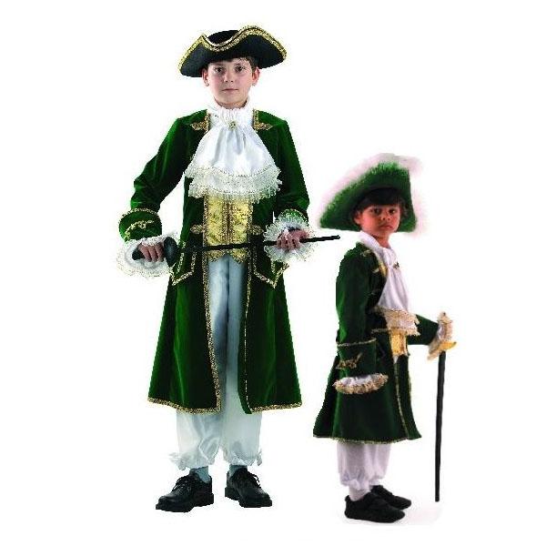 Карнавальный костюм Петр 1