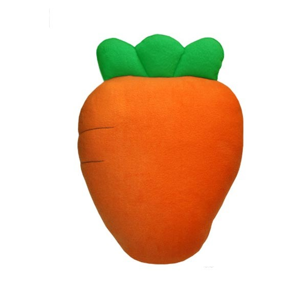 Декоративная подушка Морковка арт carrot_or