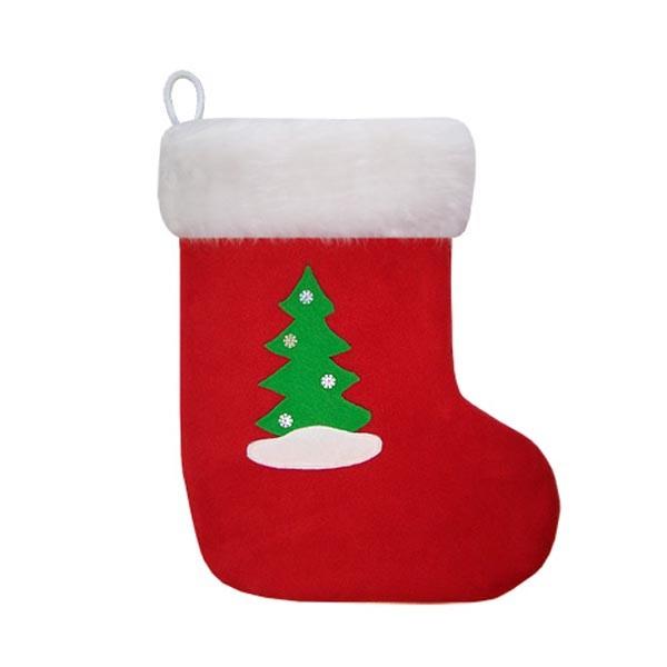 Рождественский носок арт CHBF-1k