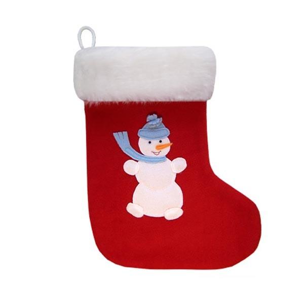 Рождественский носок арт CHBF-2k