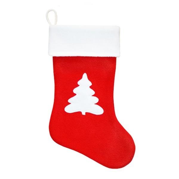 Носок для рождественских подарков арт CHF28-2K