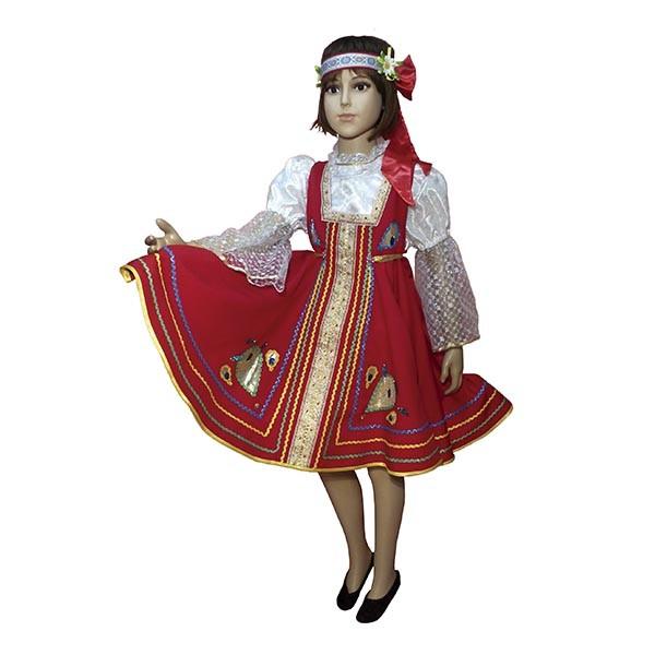 Костюм Русский народный для девочки арт K-150