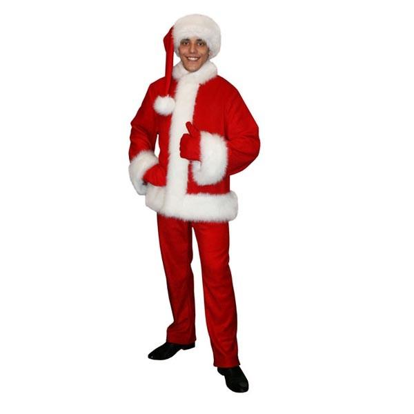 Карнавальный костюм Санта люкс арт K-2k