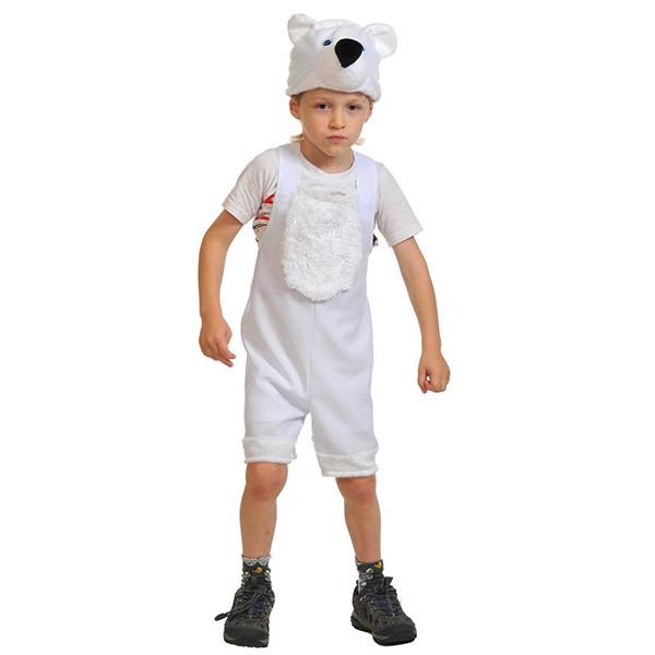 Карнавальный костюм Мишка полярный k2009