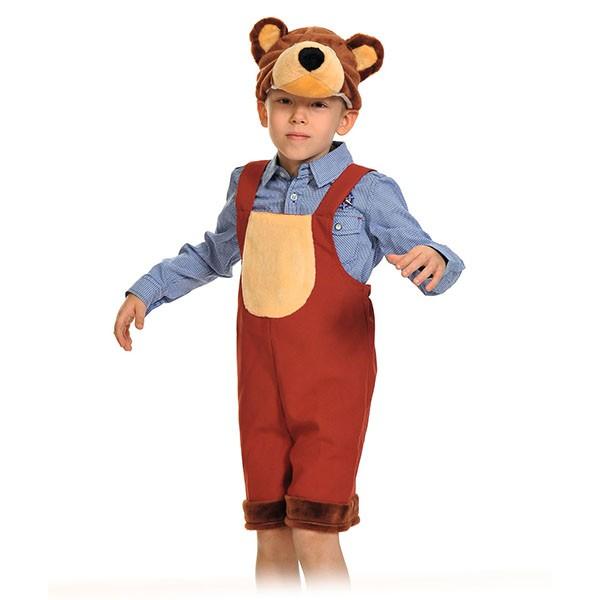 Карнавальный костюм Мишка бурый k2010