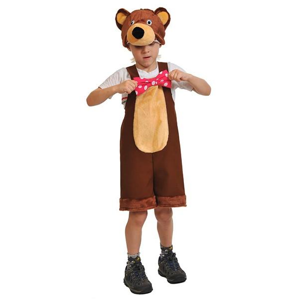 Карнавальный костюм Медведь цирковой k2038