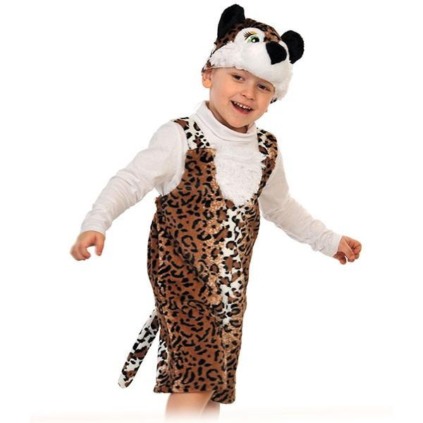 Карнавальный костюм Леопард k3024