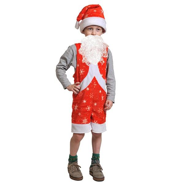 Карнавальный костюм Мистер Санта k3044