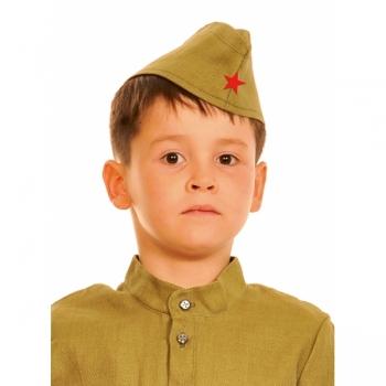 Пилотка армейская