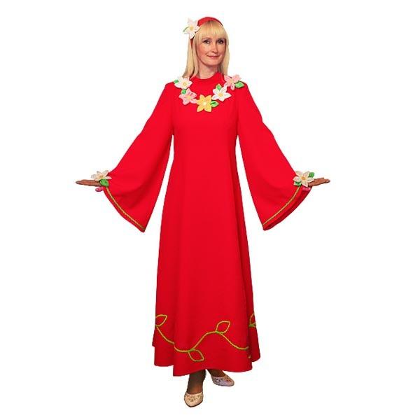 Карнавальный костюм Лето арт KKVd-848-3k
