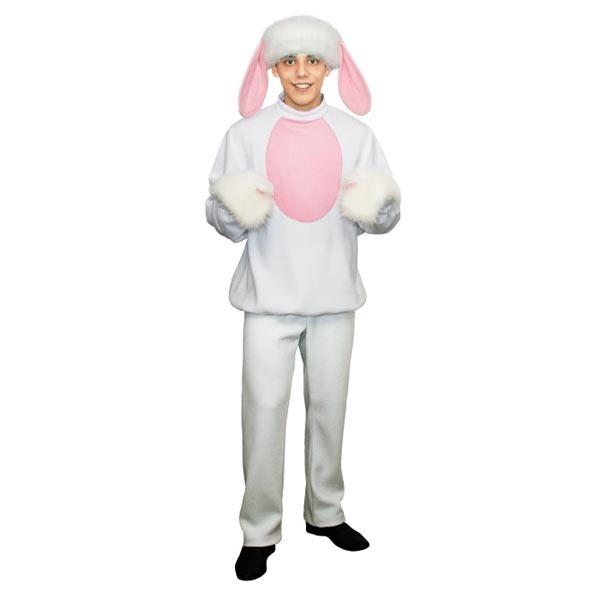 Карнавальный костюм Зайца арт KKVm-3b
