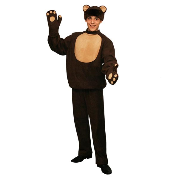 Карнавальный костюм Медвежонок арт KKVmn-5kor