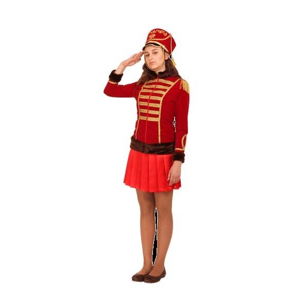 Карнавальный костюм Мажоретка арт. 102091116