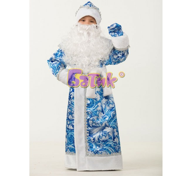 Костюм Дед Мороз сказочный