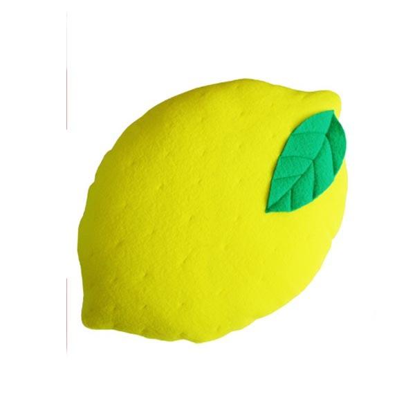 Декоративная подушка Лемон арт lemon_y