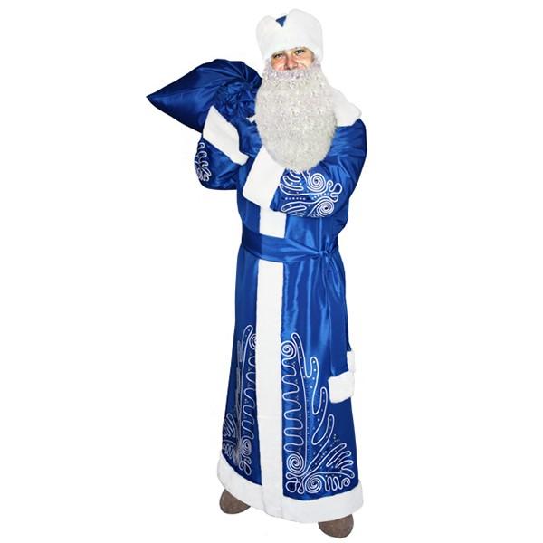 Карнавальный костюм Деда Мороза арт M-105s